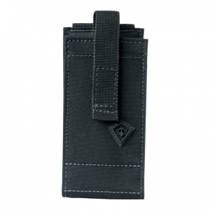 Futerał First Tactical na telefon Tactix Series Media Pouch Czarny