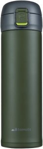 Kubek BLUFF 480ML GREEN/GREY